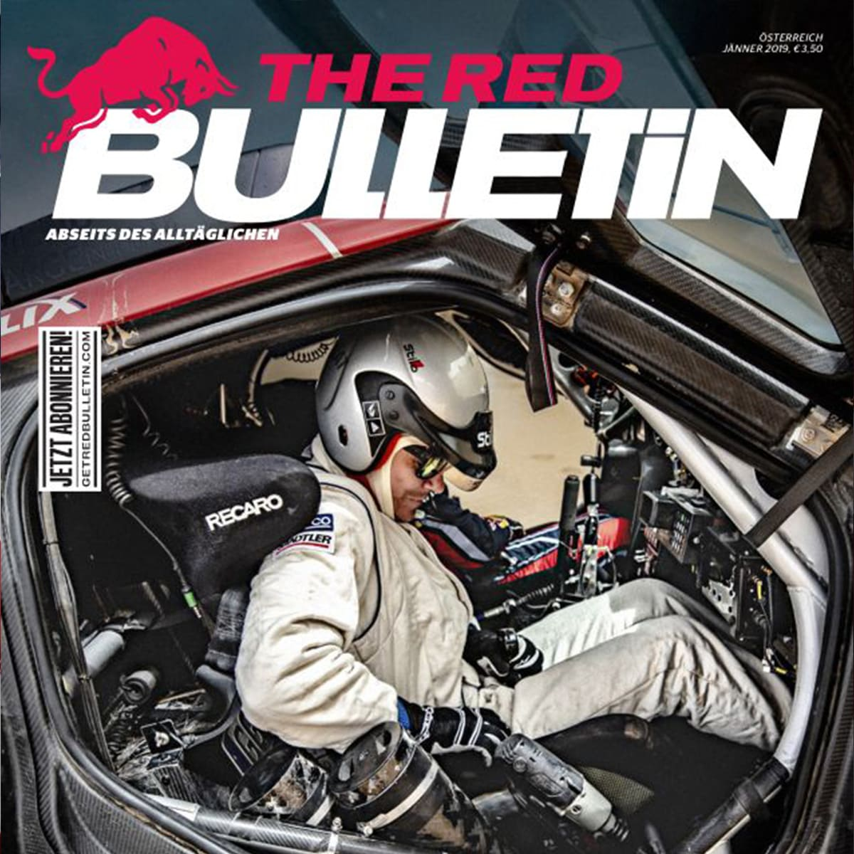 gloryfy The Red Bulletin Magazine G14 G14 KTM R2R sunglasses